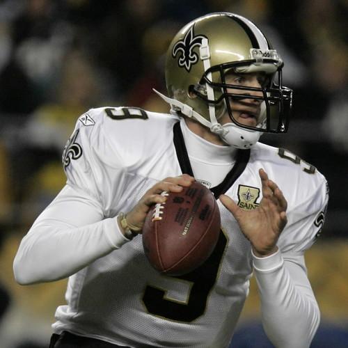Drew Brees fires up the Saints - Part 2! - Drew Brees fires up the Saints - Part 2!