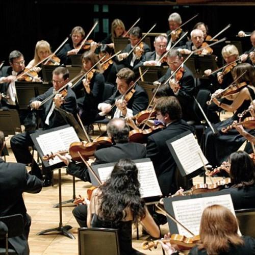 London Philharmonic Orchestra, Luciano Pavarotti, The John A