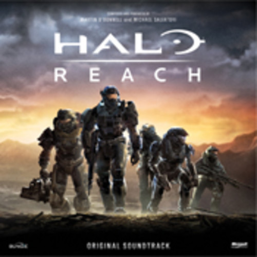 Halo: Reach Medals - Halo: Reach Medals (Voice Only)