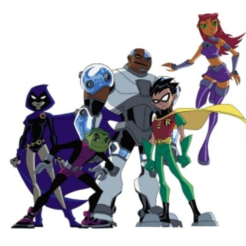 Teen Titans Communicator - Teen Titans Communicator