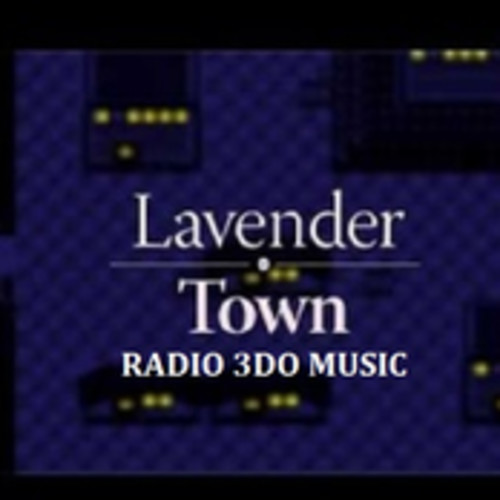Lavender Town (Original Japanese Version from Pokemon Red an - Lavender Town (Original Japanese Version from Pokemon Red an