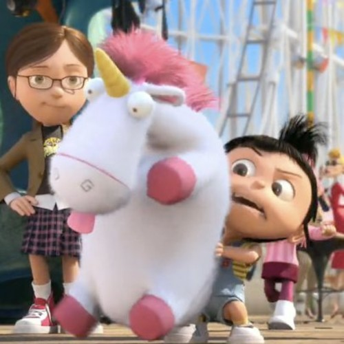 Despicable Me-Agnes-Unicorns Song - Despicable Me - Agnes Unicorns Song