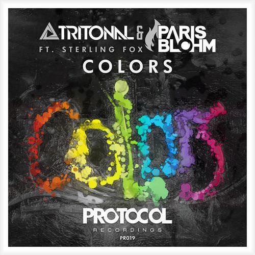 Colors - Tritonal & Paris Blohm feat. Sterling Fox
