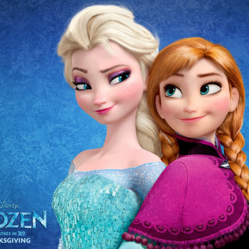 For the First Time in Forever - Kristen Bell;Idina Menzel