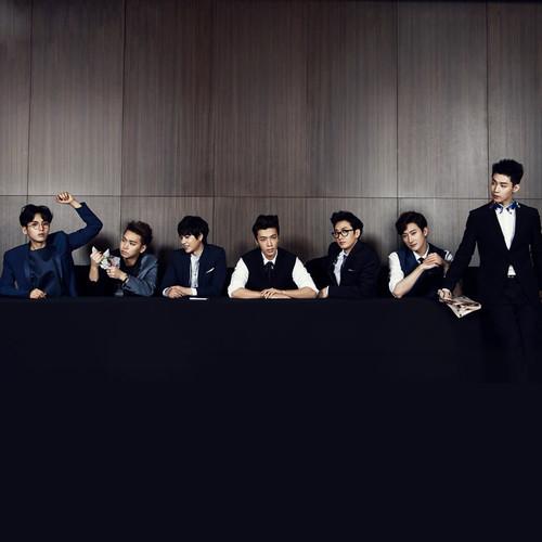 Super Junior-M - 幸福微甜 - Super Junior-M - 幸福微甜