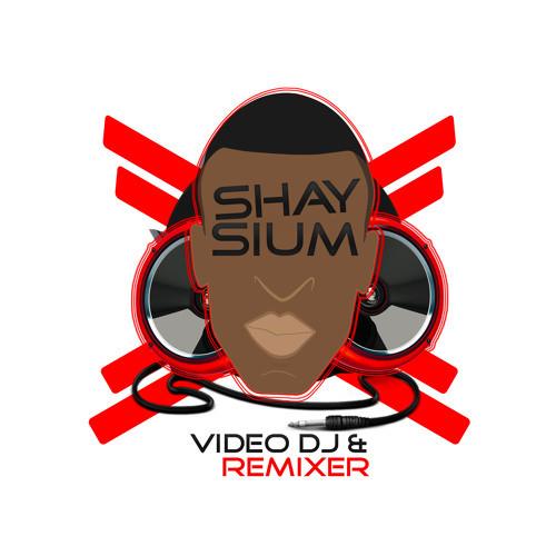 DJ Shay Sium DanceHall 2K15 Set-1 - DJ Shay Sium