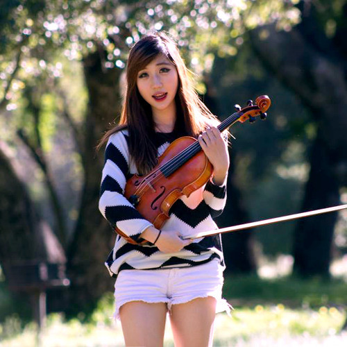Lindsey Stirling ft. Joanna Lee - Crystallize - xclassicalcatx