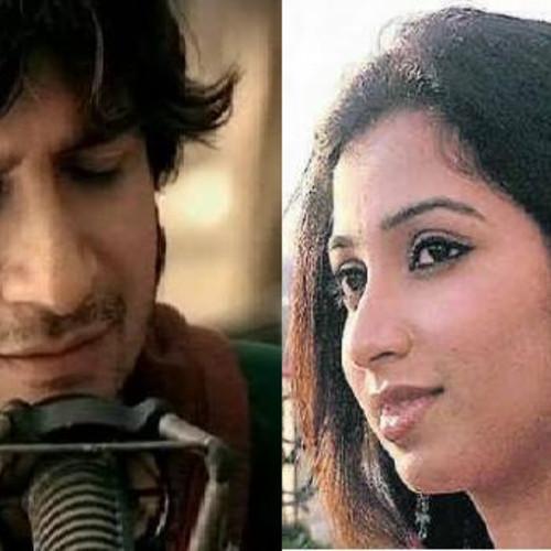 K.K. & Shreya Ghoshal