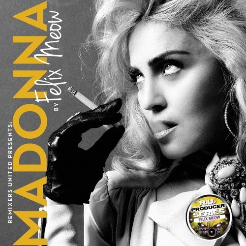 Frozen (Dikkie's United Polar Mix Long Version) - MADONNA REMIXERS UNITED