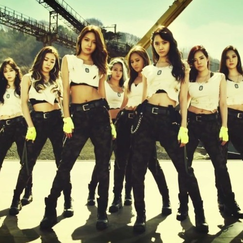 벨소리 Girls' Generation - Into The New World vs. Demi Lovato - Sky - Sam Cash 3