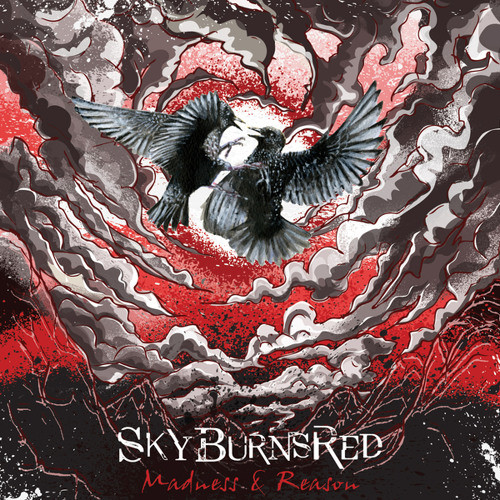 XRay Cat - SkyBurnsRed