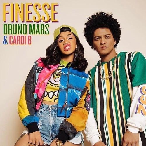 벨소리 CARDI B - FINESSE - BRUNO MARS - CARDI B & BRUNO MARS