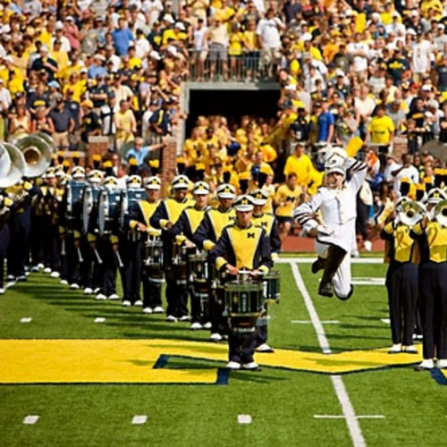 벨소리 Michigan Wolverines Fight Song - Michigan Wolverines Fight Song