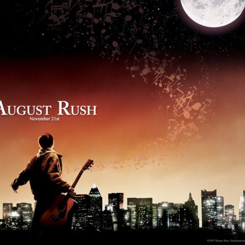 벨소리 August's Rhapsody - August Rush Cast