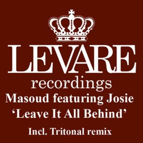 벨소리 Leave It All Behind - Masoud feat. Josie