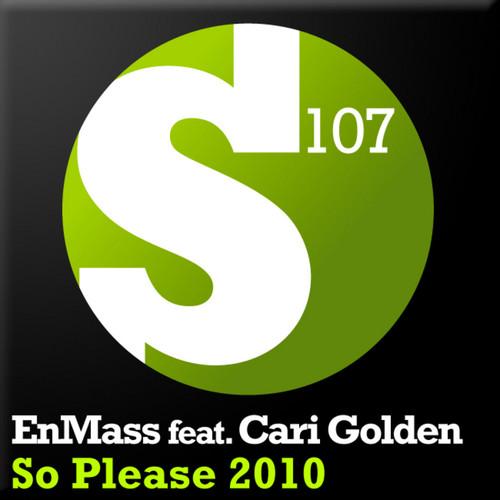 벨소리 So Please 2010 - EnMass feat. Cari Golden